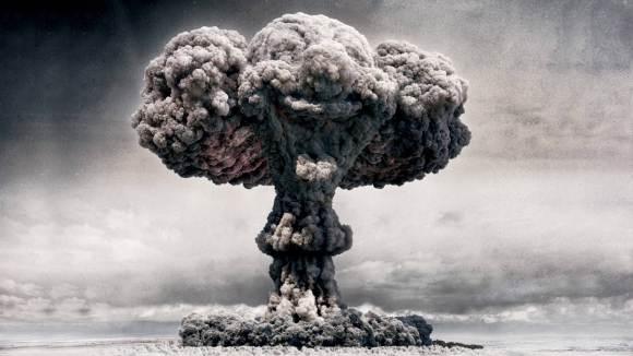 بمباران اتمی